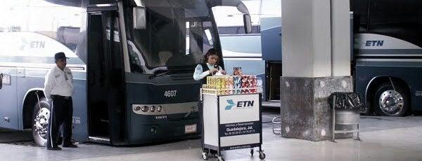 Estación 7: ETN, Futura, Chihuahuenses Y Transportes Del Norte is one of Taquillas ETN.