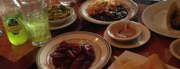 Ponche Taqueria & Cantina is one of Latin food and drinks in NYC.