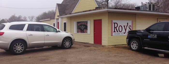 roy 39 s bbq is one of favorite places to eat