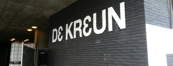 De Kreun is one of Places to go and have a drink.