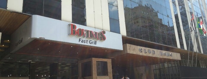 Bovinu's Fast Grill is one of Top picks for Restaurants.
