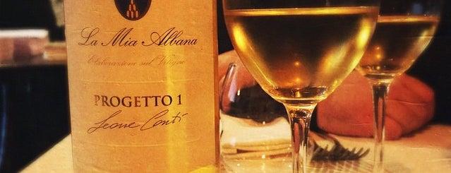 Osteria del Tempo Perso is one of preferiti.