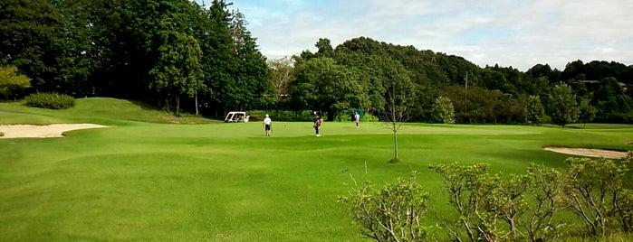 かすみがうらOGMゴルフクラブ is one of ゴルフ場(茨城).