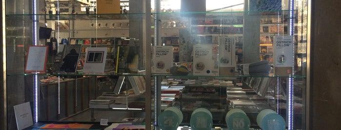 Librairie du Palais de Tokyo is one of Paris.
