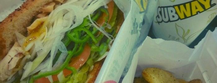 サブウェイ イオンタウン弥富店 is one of SUBWAY中部 for Sandwich Places.