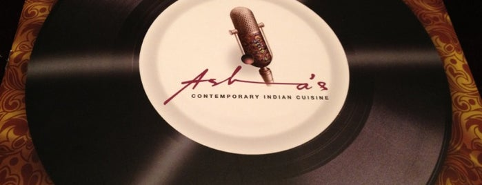 Asha's Contemporary Indian Cuisine is one of Must-visit Food in Birmingham.