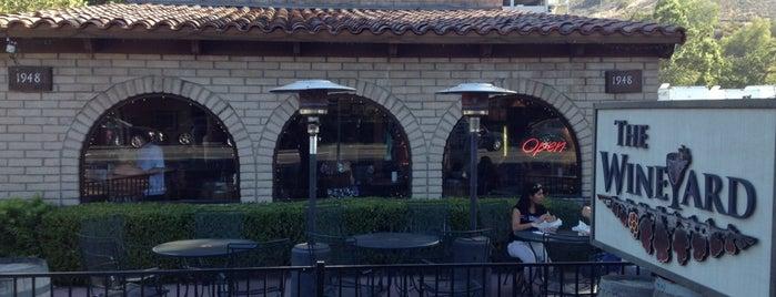 The WineYard is one of Ventura Wineries.