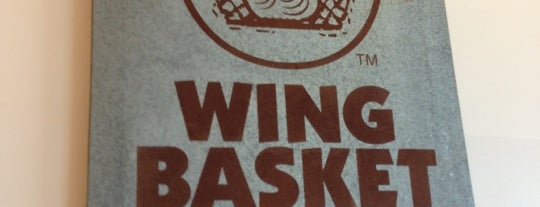 wing basket is one of favorite places.