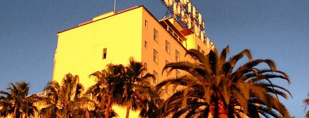 The Hollywood Roosevelt is one of Los Angeles City Guide.