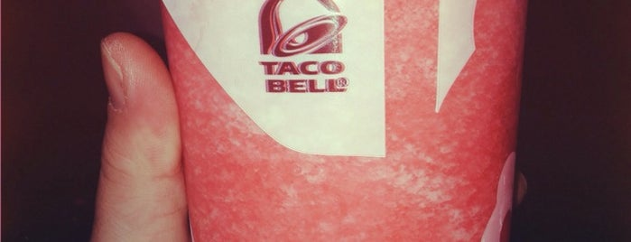Taco Bell is one of my new longer done list.