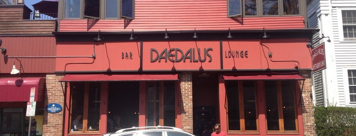 Daedalus is one of 40 Days Left in Boston.