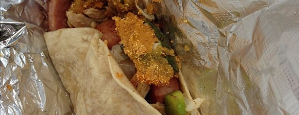 Taco de Paco is one of Baton Rouge Places to Eat.