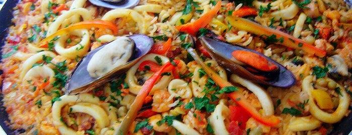 La Paella Cocina Española is one of :).