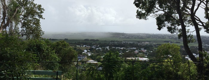 Gun Hill Signal Station is one of Barbados' Best Scenic Views.