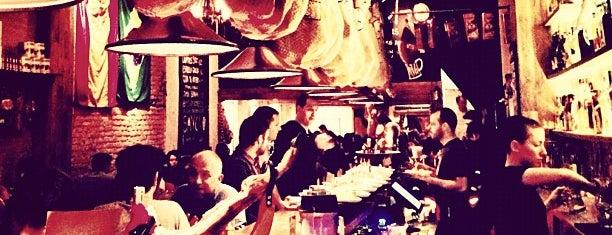 Sancho Bar y Tapas is one of ToDo BR - Sampa.