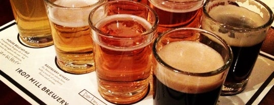 Iron Hill Brewery & Restaurant is one of Favorite Craft Beer Places - Philly Suburbs.