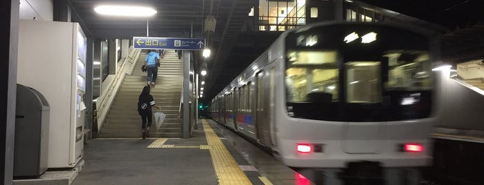 Shishibu Station is one of JR.