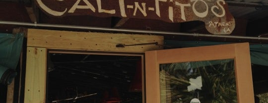 Cali N Tito's is one of Must-visit Food in Athens.