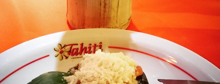 Tahiti Restaurante Pizza Bar is one of Thais's Tips.