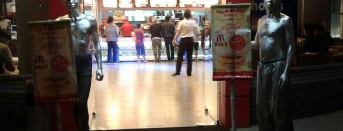 McDonald's is one of McD around Jakarta.