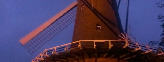Molen 't Roode Hert is one of Dutch Mills - North 1/2.