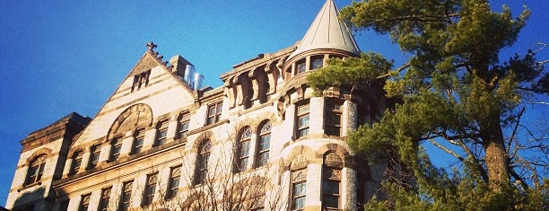 Princeton University is one of Want to visit.