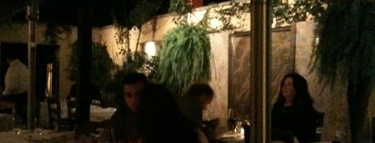 i Trulli is one of NYC Restaurants With Outdoor Seating.
