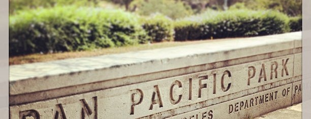 Pan Pacific Park is one of Discover L.A.'s Parks.