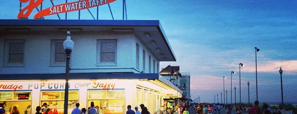 Rehoboth Beach Boardwalk is one of Guide to Rehoboth Beach's best spots.