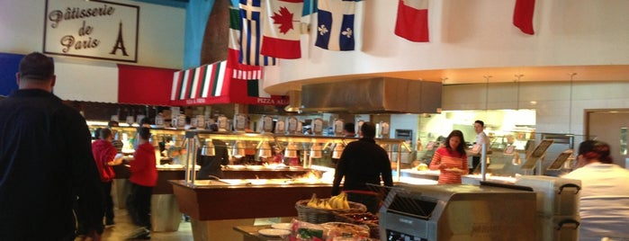 Le Buffet des Continents is one of Gatineau, Qc.