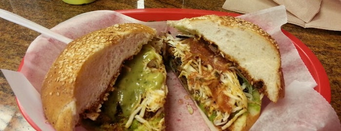 Cemitas Puebla is one of Foodie Finds.