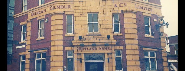 Rutland Arms is one of Welcome to Sheffield..