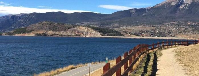 Lake Dillon Marina is one of Colorado Tourism.