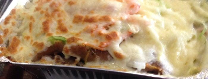 Kebab Vildan is one of ravels.
