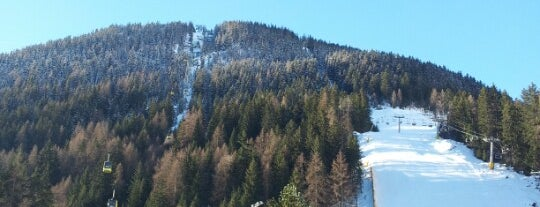 la thuille snow resort is one of No Stress List.
