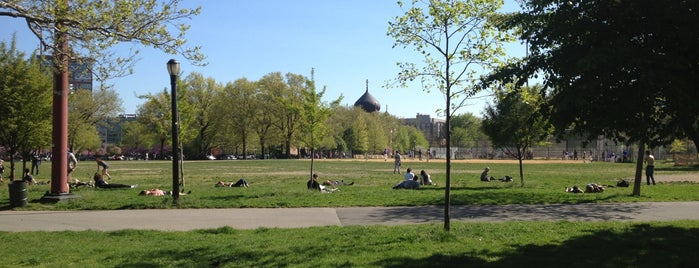 McCarren Park is one of Williamsburg's Best.