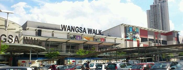 Wangsa Walk Mall is one of Cool KL.
