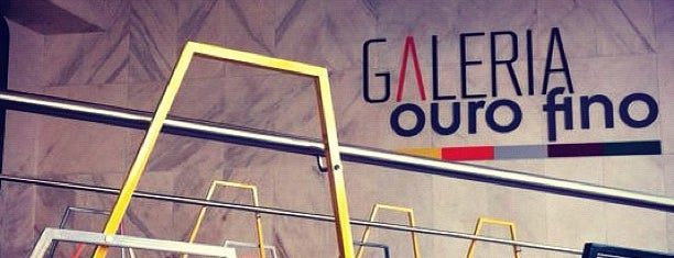 Galeria Ouro Fino is one of Compras.