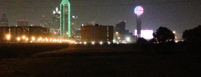 Trinity River Overlook is one of Dallas Bucket List.