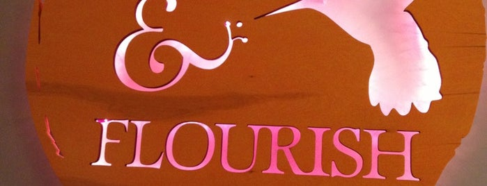Nourish & Flourish is one of Asheville All-in-All.