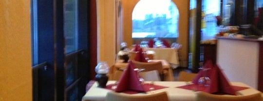 Restaurante Del Mar Herttoniemenranta is one of 1.