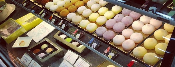 Mochi Cream is one of Ice Cream places in Bay Area.