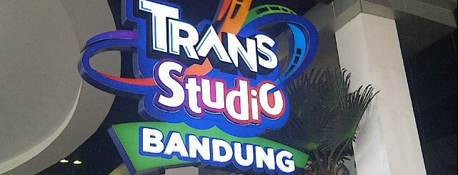 Trans Studio Bandung is one of Top 10 places to try this season.