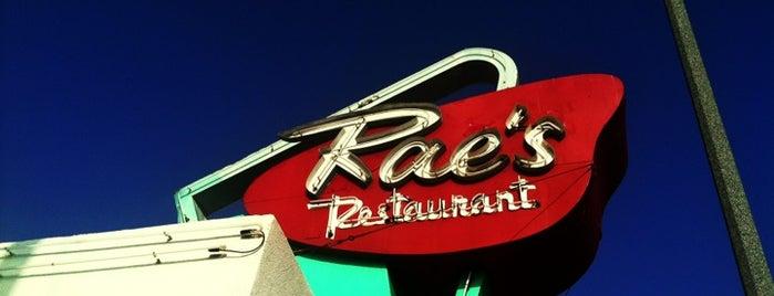 Rae's Diner is one of Los Angeles.