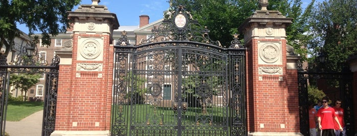 Brown University is one of Inspired locations of learning.