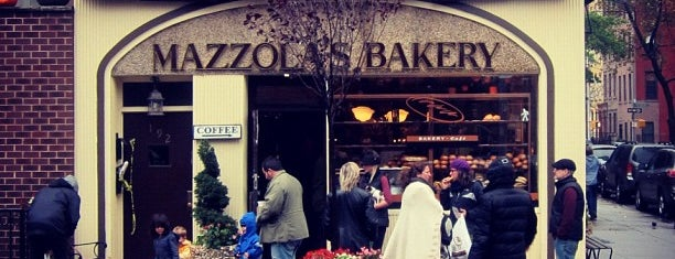 Mazzola Bakery is one of South Brooklyn.