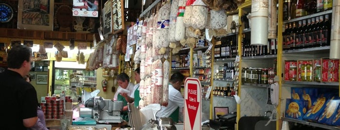 Molinari Delicatessen is one of Yums.