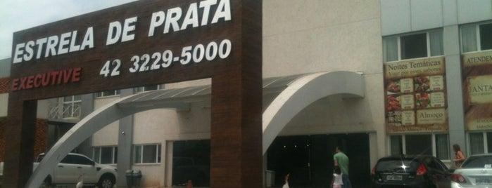 Churrascaria Estrela de Prata Executive is one of Melhores restaurantes.