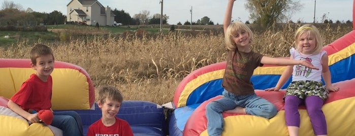 JK Pumpkin Patch is one of Family Fun Places - Lincoln, NE.