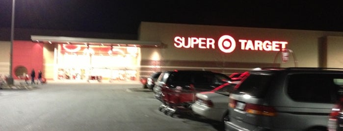 SuperTarget is one of My Typical Joints.
